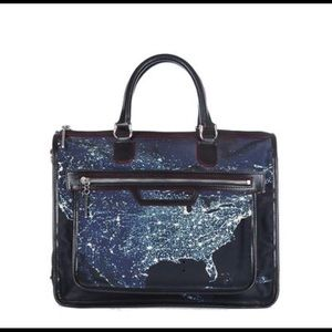 MZ Wallace Britt Satellite bag